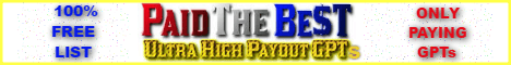 PaidTheBest.com Ultra High Payout GPTs! banner